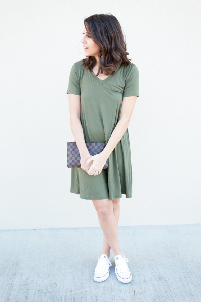 casual swing dress up buttercup