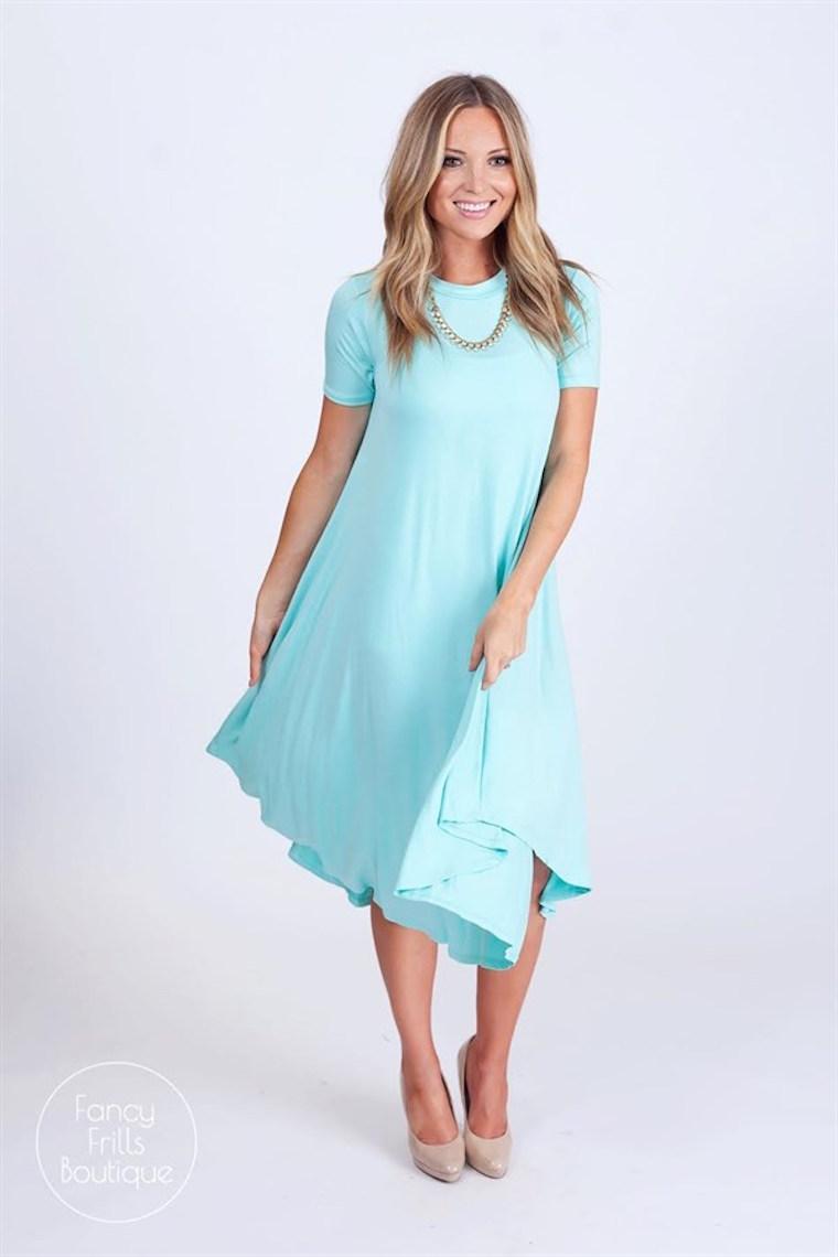 jane.com swing dress fancy